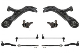 Kit brate suspensie fata MS-Germany Toyota Rav 4 III 2005 - 2015