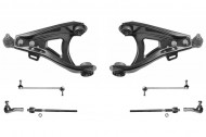 Kit brate suspensie fata MS-Germany Renault Megane I Classic 1996 - 2003