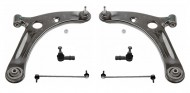 Kit brate suspensie fata MS-Germany Smart Forfour (454) 2004 - 2006