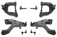 Kit brate suspensie fata MS-Germany Mitsubishi L200 (K7T, K6T) 1996-2007