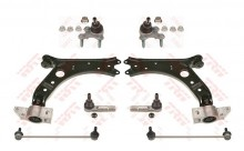 Kit brate suspensie fata TRW VW Golf V (1K1) 2003 - 2008