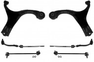 Kit brate suspensie fata MS-Germany Hyundai Accent III (MC) 2005 - 2010