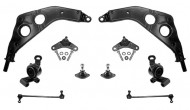 Kit brate suspensie fata MS-Germany Mini One (R50, R53) 2001 - 2006