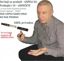 SET NIKOTIN STOP - MUŠTIKLA 2/1+ FILTER OD ZEOLITA 36/1
