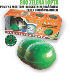 ECO GREEN BALL SET