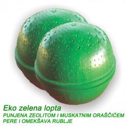 ECO GREEN BALL SET