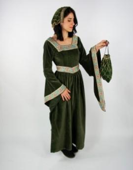 """Imagens Vestido """"Anna Boleyn"""""""