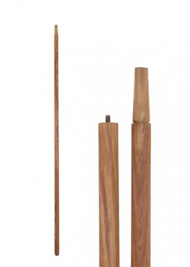 Haste em madeira para lança