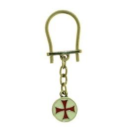 Imagens Porta-chaves templário