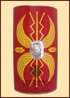 Imagens Scutum, escudo de legionário romano