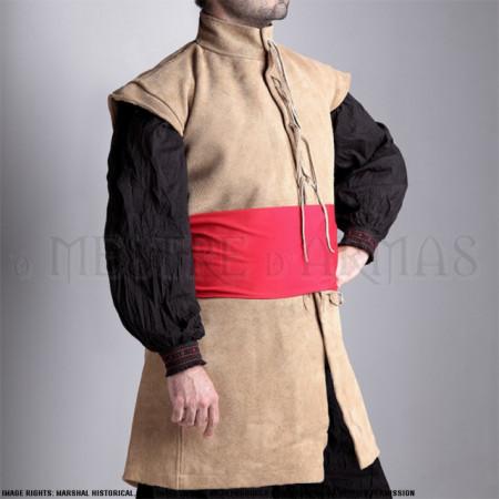 Casaco Buff Coat Sec XVII
