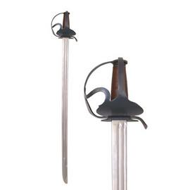 Espada do século XVII