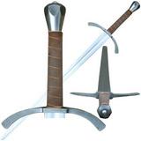 Espada de mão e meia de luxo