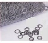 Anéis de aluminio, rebitados, 8mm- 1Kg- [MIULFARR-LR]