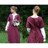 Short sleeves dress [CB1236301900]
