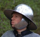 Chapéu de Ferro com abas