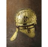 Elmo de cavalaria romano - século IV [MIB171667230]