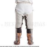 Protecção de pernas