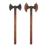 Medieval double axe