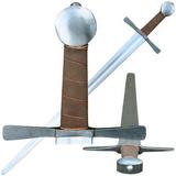 Single-hand sword de luxe [jk_1218]