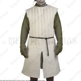 Sleeveless gambeson