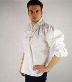 Camisa com folho