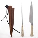 Conjunto de faca e espeto - Grande [CIMH-K1537A]