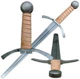 Espada singela, curta