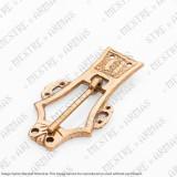 Brass buckle