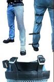 Chain mail Leg chausses