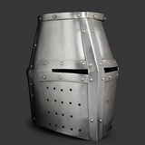 Crusader Great Helm, [MIMH-H0909]