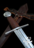 Adaga do Cavaleiro Medieval com Bainha