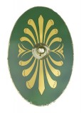 Parma Equestris, Roman Auxiliary Cavalry Shield