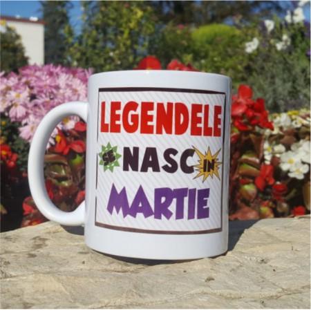 "Cana ""Legendele se nasc in Martie"""