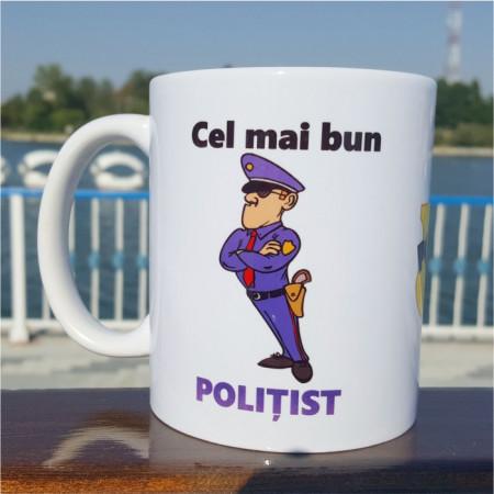 """Cana """"Cel mai bun politist"""""""