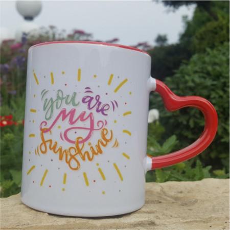 Cana cu toarta inima You are my sunshine