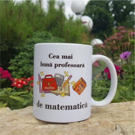 Cana pentru profesoara de matematica