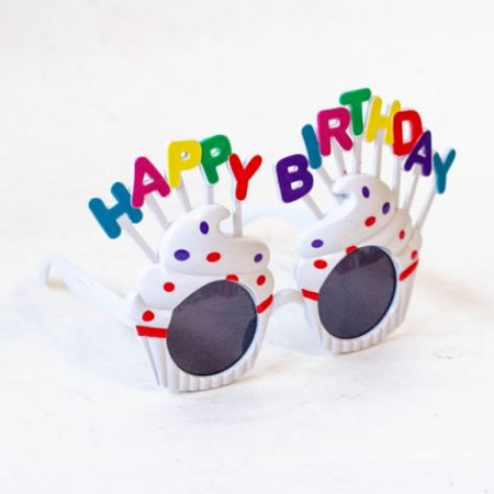 Ochelari -Happy birthday-