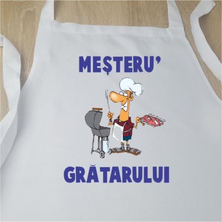 Șorț personalizat -Gratar-
