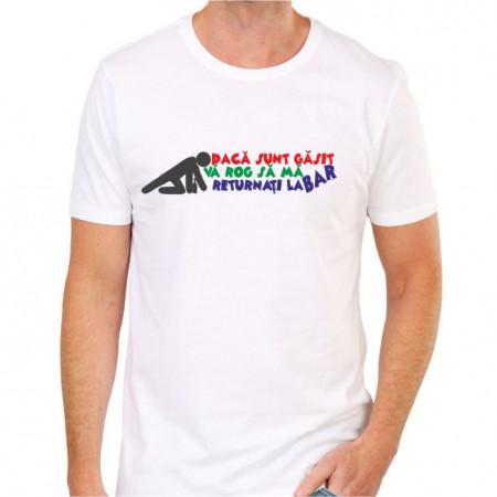 Tricou personalizat -Bar-