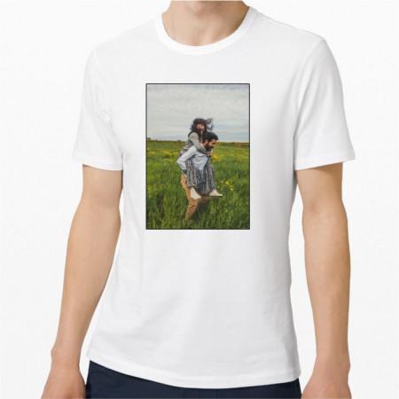 Tricou personalizat cu o poza