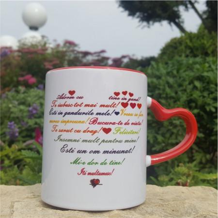 Cana cu toarta inima Love