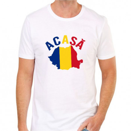Tricou personalizat -Acasă-