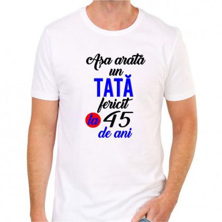 Tricou personalizat-Așa arată un tată-