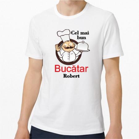 Tricou personalizat -Bucătar-
