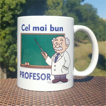 "Cana ""Cel mai bun profesor"""