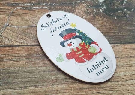 Ornament pom -IUBITUL MEU-