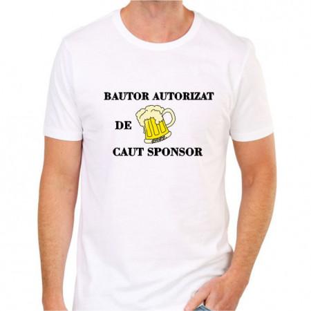 Tricou personalizat -Bautor autorizat-