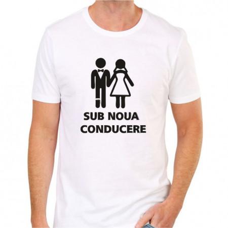 Tricou personalizat -Sub noua conducere-