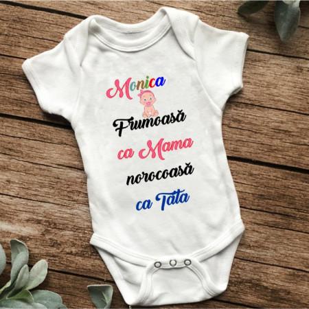 Body personalizat -Frumoasă ca mama-